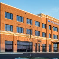 Foundry row- Government Masonry Contractor Frederick MD
